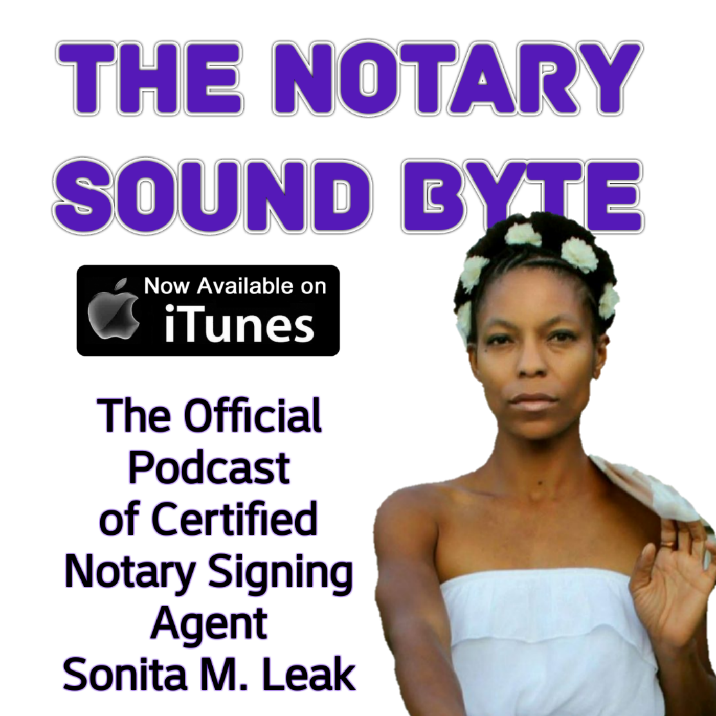 The Notary Sound Byte: Notary Public Podcast of Sonita M. Leak